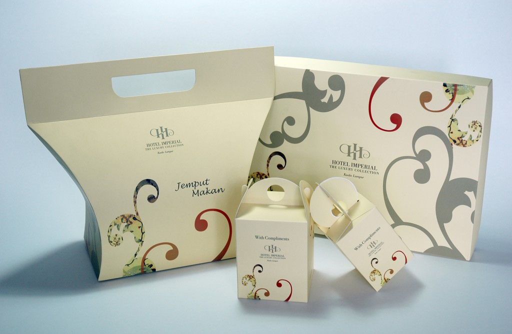 Hotel - Conceptual Packaging Design